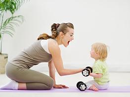 Programa Mamãe em Forma